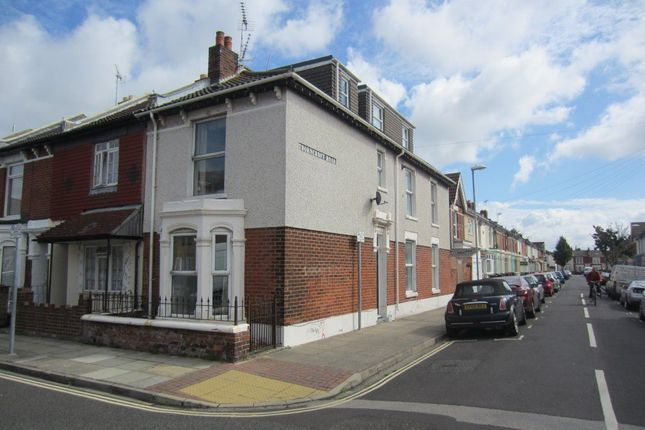 Thumbnail Property to rent in Cornwall Road, Portsmouth