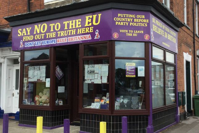 Commercial property to let in Quay Road, Bridlington