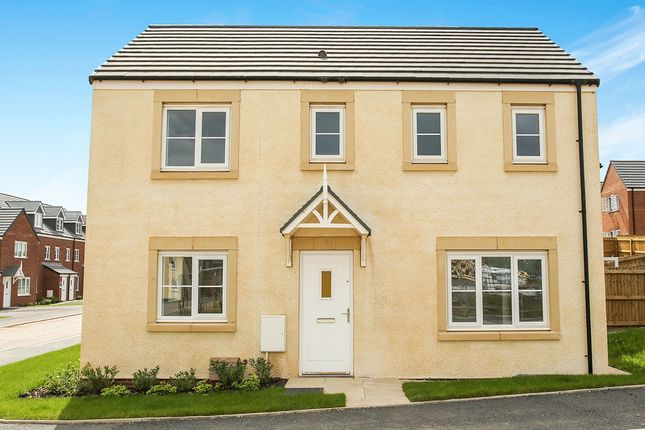 Thumbnail Detached house for sale in Copper Way, Carlisle, Cumbria