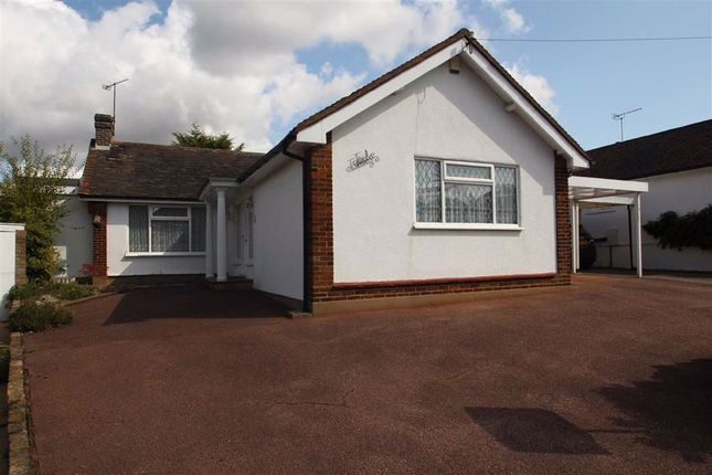 Thumbnail Detached bungalow for sale in Starling Close, Buckhurst Hill, Essex