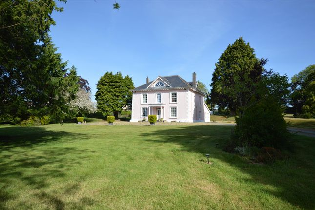 Thumbnail Detached house for sale in Capel Ffynnon, Pentregat, Llandysul