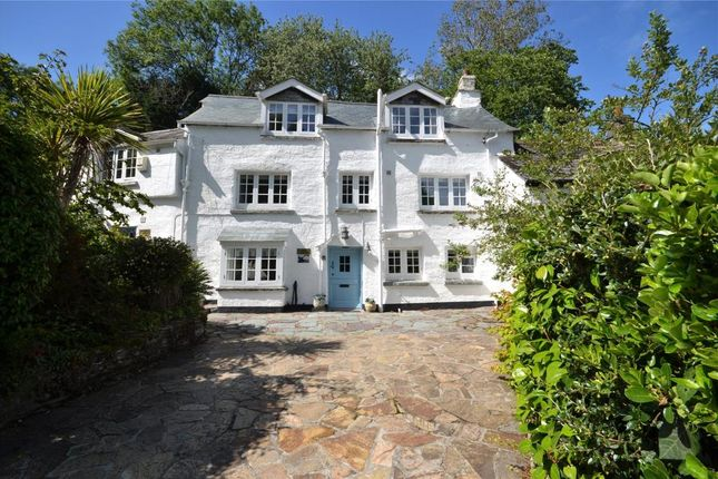 Thumbnail Terraced house to rent in Crumplehorn, Polperro, Looe, Cornwall