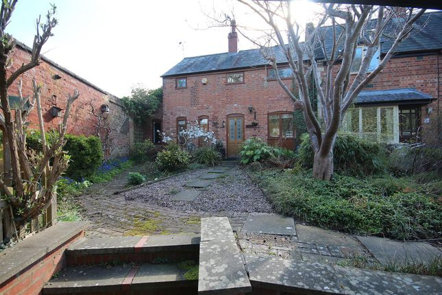 Thumbnail Terraced house for sale in Lower Farm, Brownley Green Lane, Hatton, Warwick