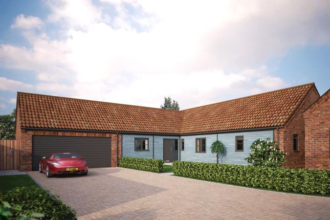 Thumbnail Bungalow for sale in North Walsham Road, Happisburgh, Norfolk