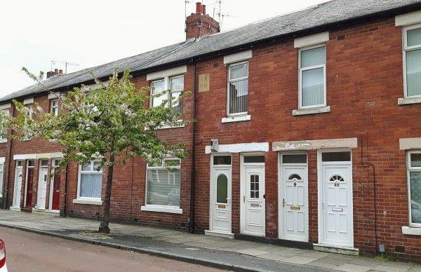 Thumbnail Flat to rent in Aln Street, Hebburn