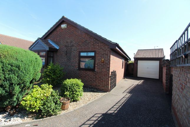 Thumbnail Detached bungalow for sale in Teal Walk, Bradwell