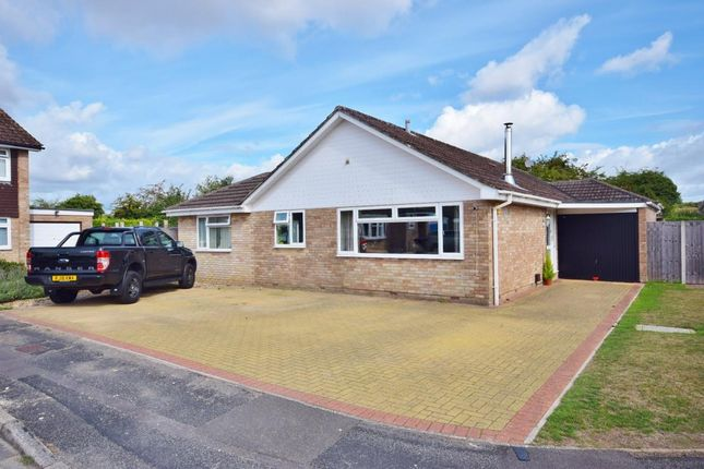 Thumbnail Detached bungalow for sale in Oakley, Basingstoke