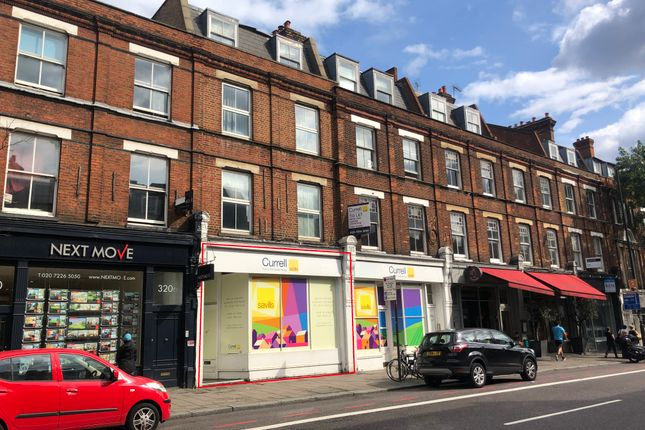 Thumbnail Retail premises to let in Upper Street, London