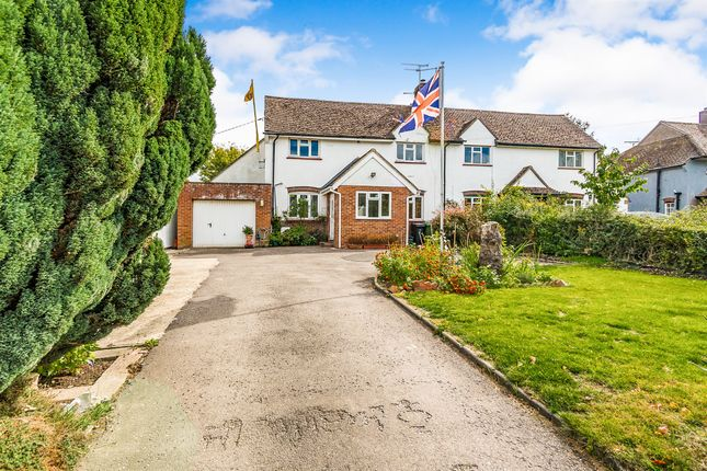Thumbnail Semi-detached house for sale in Sinodun Row, Appleford, Abingdon