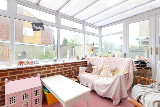Conservatory of Pleydell Crescent, Sturry, Nr Canterbury CT2
