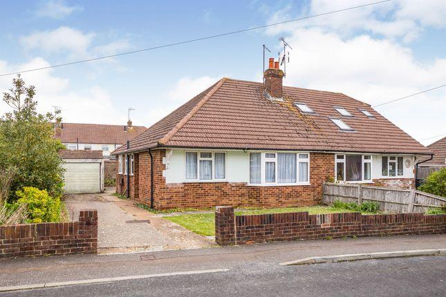 Semi-detached bungalow for sale in Adur Road, Burgess Hill