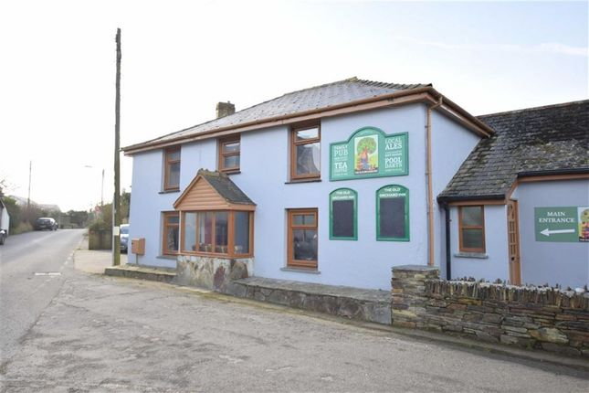 Thumbnail Property for sale in Week St. Mary, Holsworthy