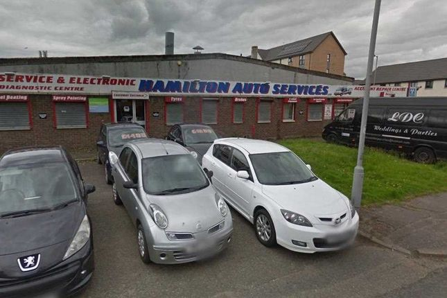 Thumbnail Industrial to let in Argyle Crescent, Hillhouse Industrial Estate, Hamilton
