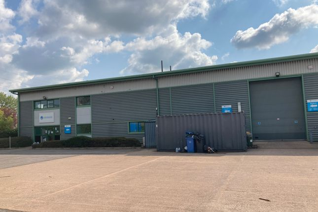 Thumbnail Industrial to let in Crossways Road, Showground Business Park, Bridgwater