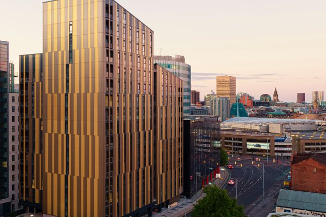Thumbnail Flat for sale in 6 Cheetham Hill Road, Manchester, Green Quarter