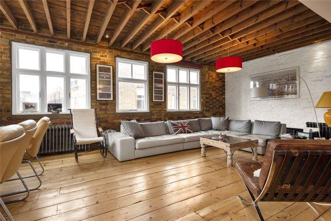 Thumbnail Maisonette to rent in Whitecross Street, Clerkenwell, London