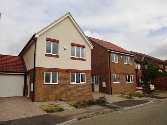 Thumbnail Link-detached house for sale in Hogg Lane, Chafford Hundred, Essex