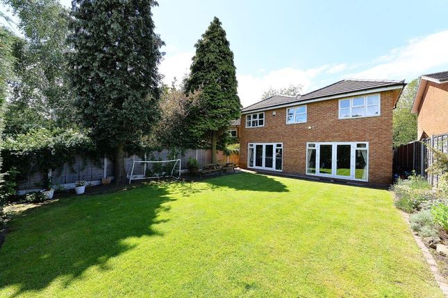 Thumbnail Detached house for sale in Anstruther Road, Edgbaston, Birmingham