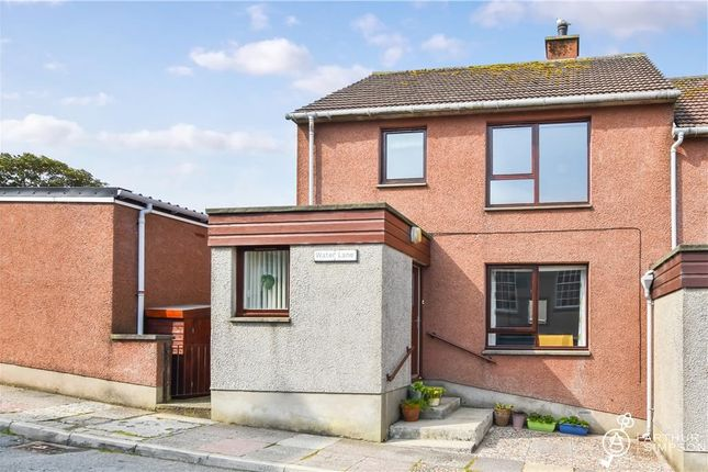 Thumbnail Semi-detached house for sale in Water Lane, Lerwick, Shetland