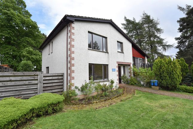Thumbnail Detached house for sale in 18 Hillside Avenue, Kingussie