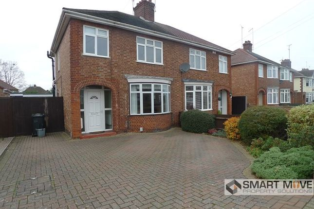 Thumbnail Property to rent in Paston Lane, Peterborough, Cambridgeshire.