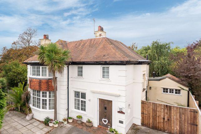 Thumbnail Detached house for sale in Garrison Lane, Felixstowe