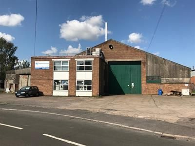 Thumbnail Warehouse to let in Albion Works, Queens Drive, Newhall, Swadlincote, Derbyshire