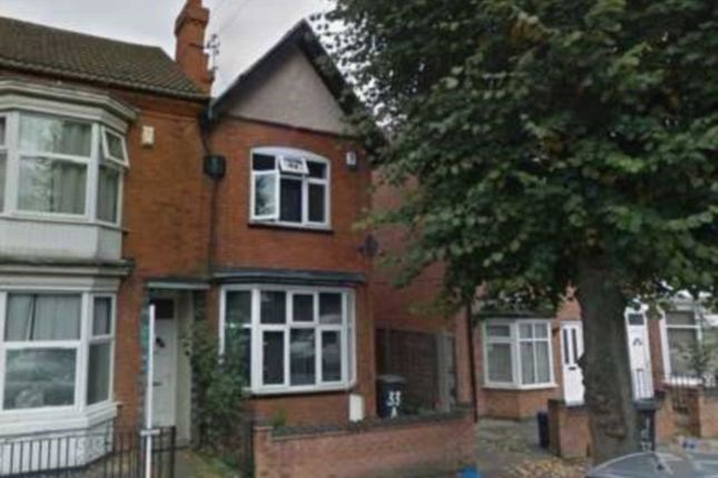 Winchester Avenue, Leicester LE3