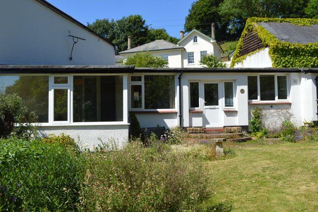 Thumbnail Semi-detached bungalow to rent in Dunscombe Lane, Salcombe Regis