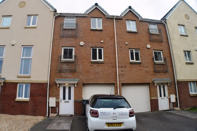 Thumbnail Town house for sale in Jersey Quay, Port Talbot