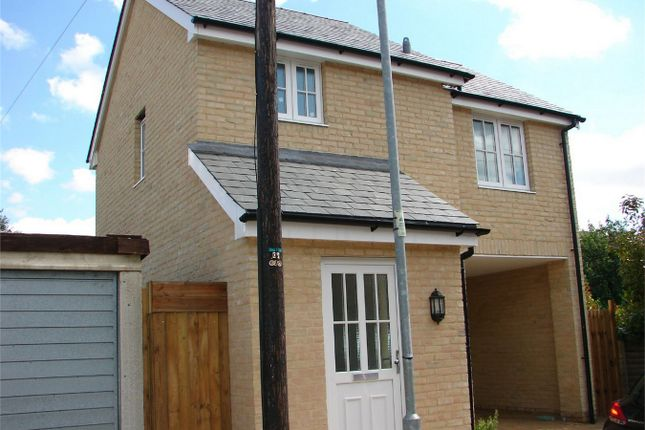 Thumbnail Detached house to rent in Cross Street, Huntingdon