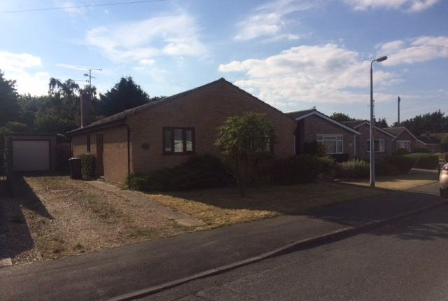 Thumbnail Bungalow to rent in Waterville Gardens, Orton Waterville, Peterborough