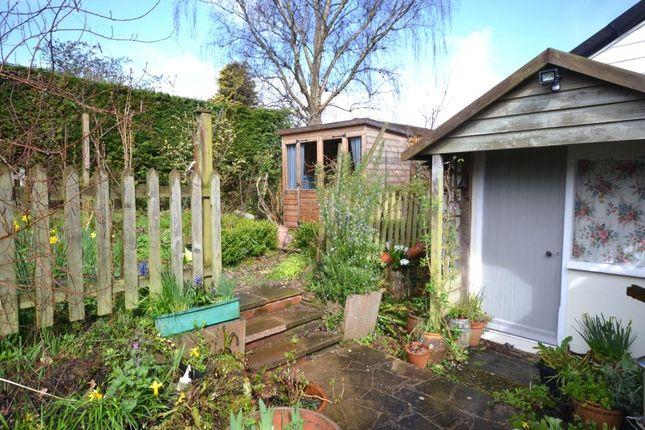 Rear Garden of East Budleigh Road, Budleigh Salterton, Devon EX9