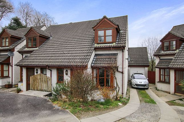 Thumbnail Semi-detached house to rent in Rosehill Close, Lostwithiel