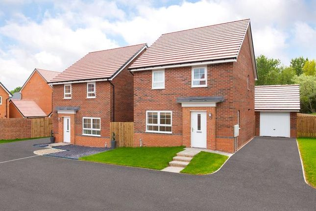 "Thumbnail Detached house for sale in ""Chester"" at Morgan Drive, Whitworth, Spennymoor"