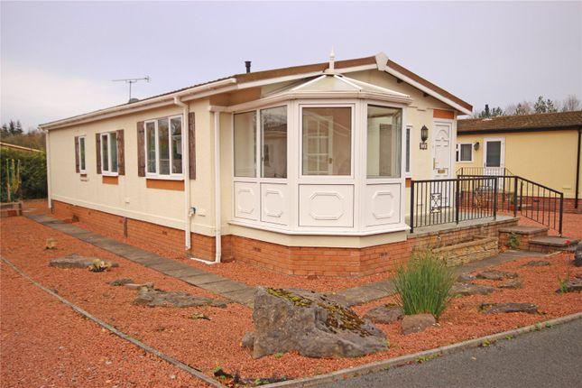 Thumbnail Detached bungalow for sale in 14 Southwaite Green Mill Country Park, Eamont Bridge, Penrith, Cumbria