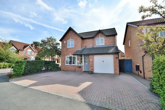 Thumbnail Detached house for sale in Balmoral Way, Prescot