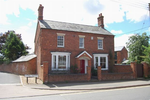 Thumbnail Detached house for sale in East Street, Long Buckby, Northampton