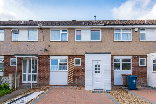 Thumbnail Terraced house for sale in Alcuin Court, Old Church Lane, Stanmore
