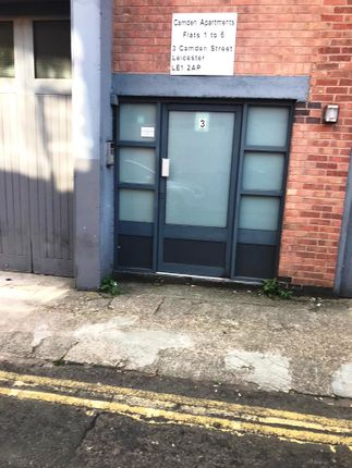 Camden Street, Leicester LE1