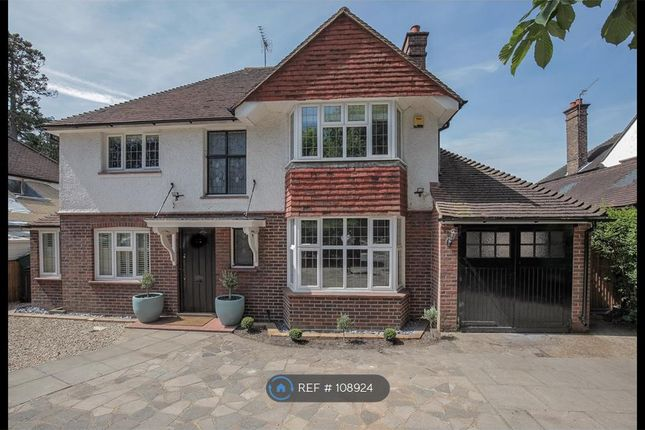 Thumbnail Detached house to rent in Alexandra Road, Epsom