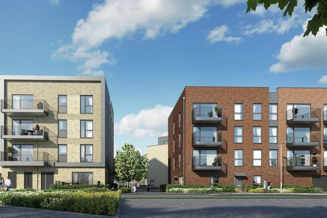 Studio for sale in The Brooke, Aura Development, Off Long Road, Trumpington, Cambridge, Cambridgeshire