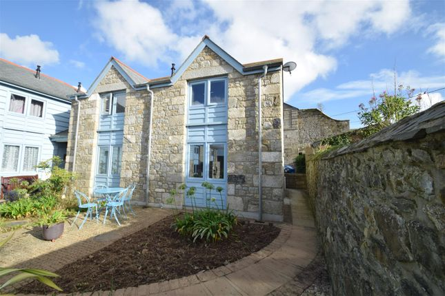 1 bed semi-detached house to rent in The Old School Yard, Shute Hill, Helston