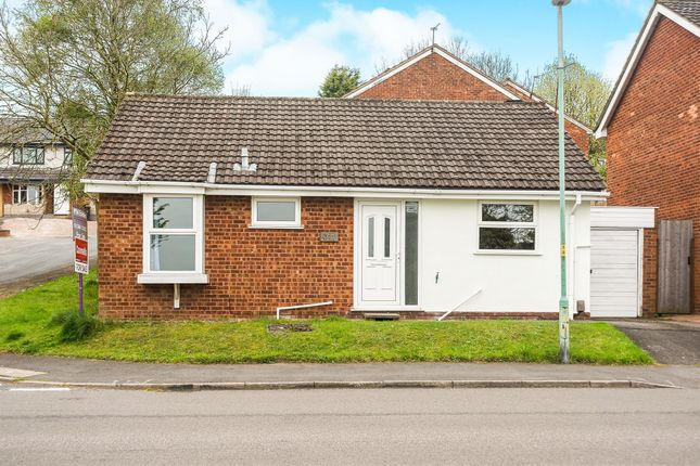 Thumbnail Detached bungalow for sale in Gayfield Avenue, Withymoor Village, Brierley Hill