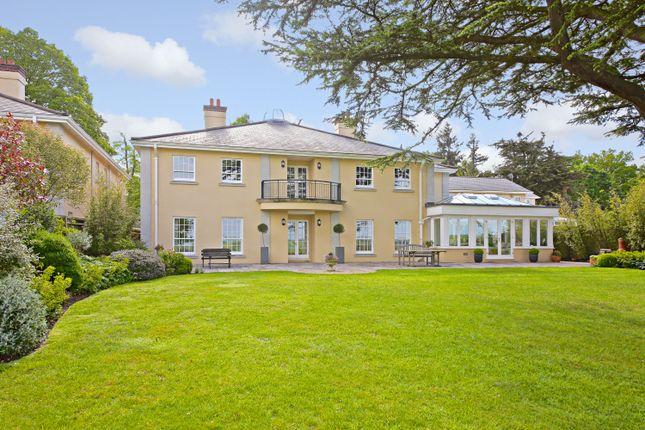 Thumbnail Detached house for sale in Essendon Place, Essendon, Hatfield
