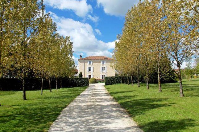 Thumbnail Property for sale in Ventouse, Poitou-Charentes, France