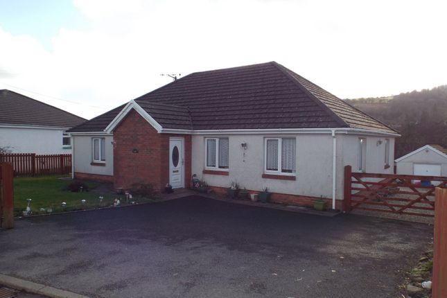 Thumbnail Detached bungalow for sale in Talley, Llandeilo