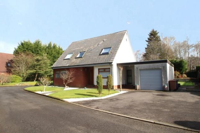 Thumbnail Detached house for sale in Kilwinning Road, Irvine, North Ayrshire