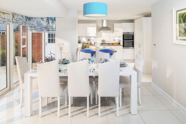 """Thumbnail Detached house for sale in """"Earlswood"""" at William Morris Way, Tadpole Garden Village"""