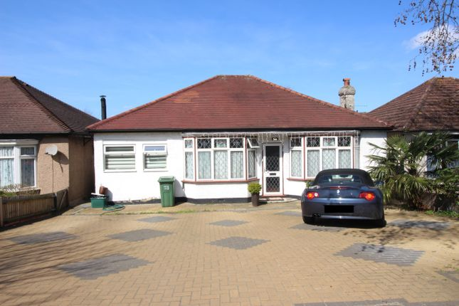 Thumbnail Detached bungalow for sale in St Dunstans Hill, Cheam